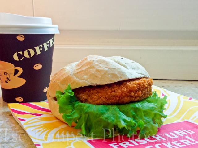 Today's Sandwich – Fischbrötchen