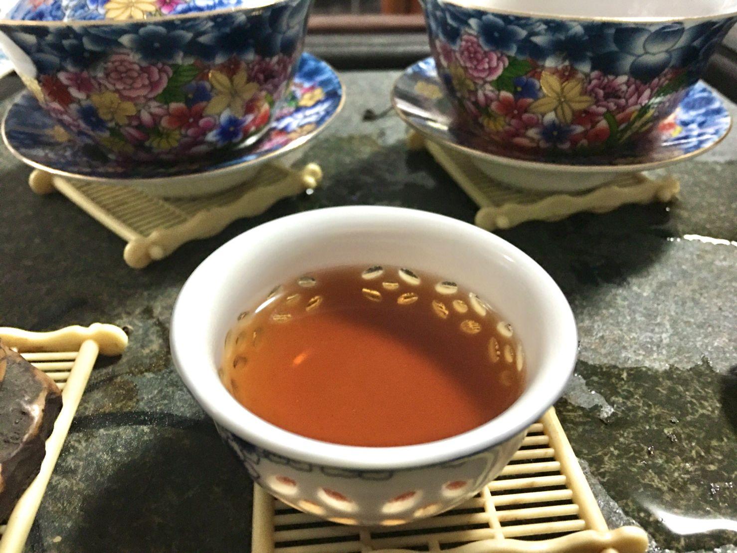 Shú Pū Sān Jī, 熟普三级, 3rd Grade Shu Pu'er Tea