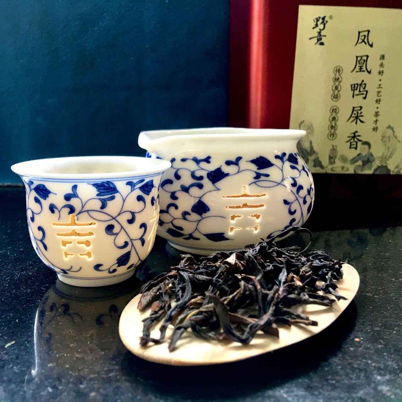 Fèng Huáng Yā ShǐXiāng Wū Lóng Chá, 凤凰鸭屎香乌龙茶, Phoenix Duck Shit Fragrance Oolong Tea