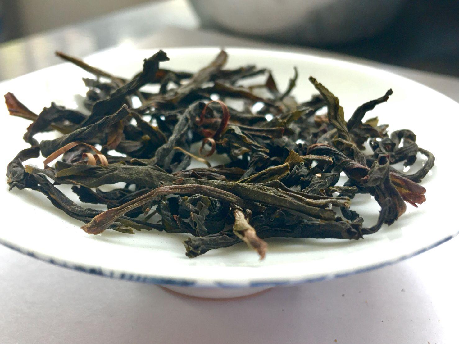 Yǒu Jī Leí Kòu Chái (Lán Huā Xiāng) Fèng Huáng Dān Cóng Chá, 有机雷扣柴(兰花香)凤凰单丛茶, Organic Lei Kou Chai (Orchid Fragrance) Feng Huang Dancong Tea