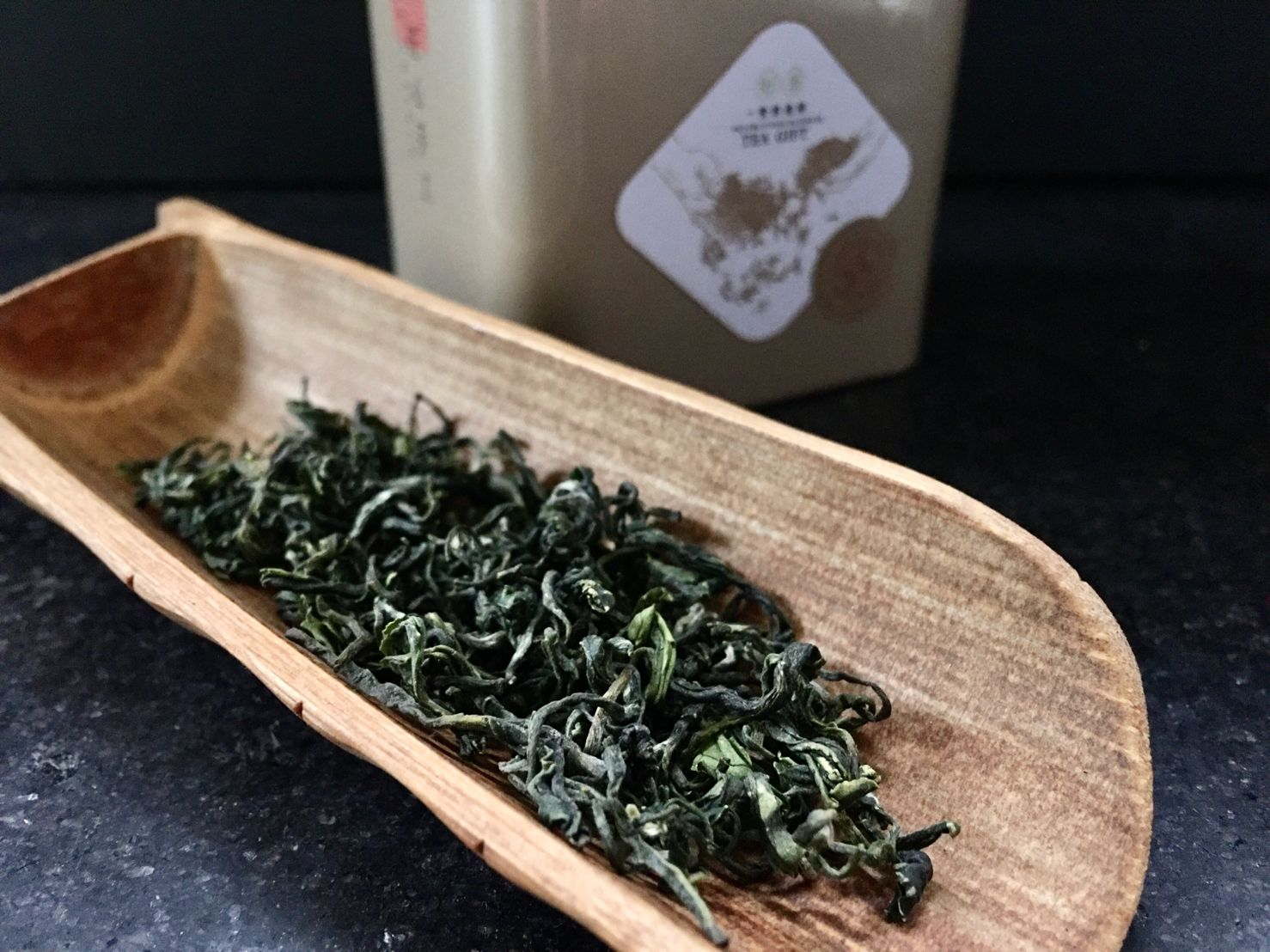 Rì Zhào Lǜ Chá, 日照绿茶, Rizhao (Sunshine) Green Tea