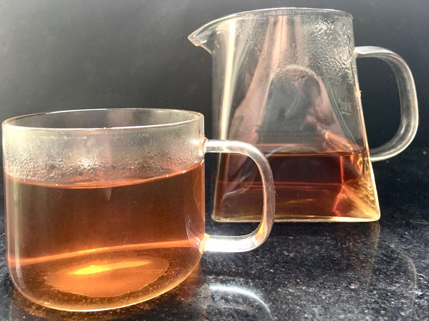 Yán Shàng Wǔ Yí Yán Chá (Dà Hóng Páo), 岩上武夷岩茶(大红袍), Yanshang Wuyi Rock Tea (Big Red Robe)