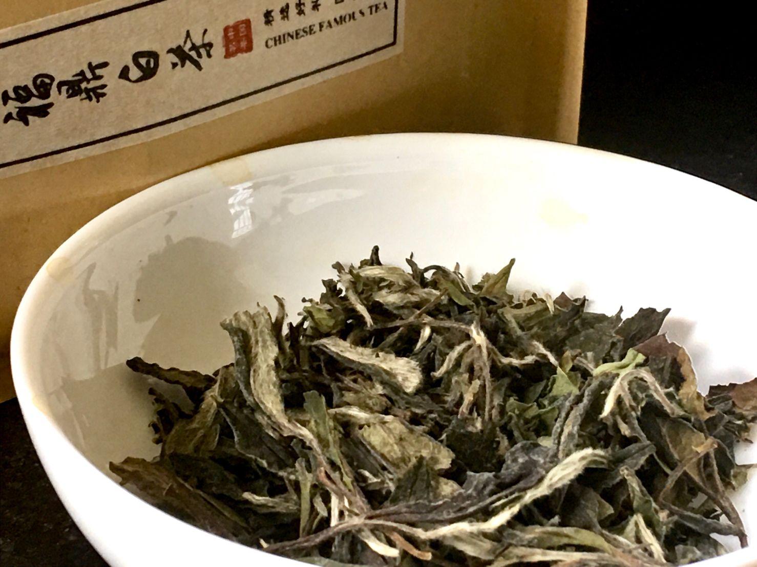 Fú Dǐng Bái Chá, 福鼎白茶, Fuding White Tea, Bai Mudan (White Peony)
