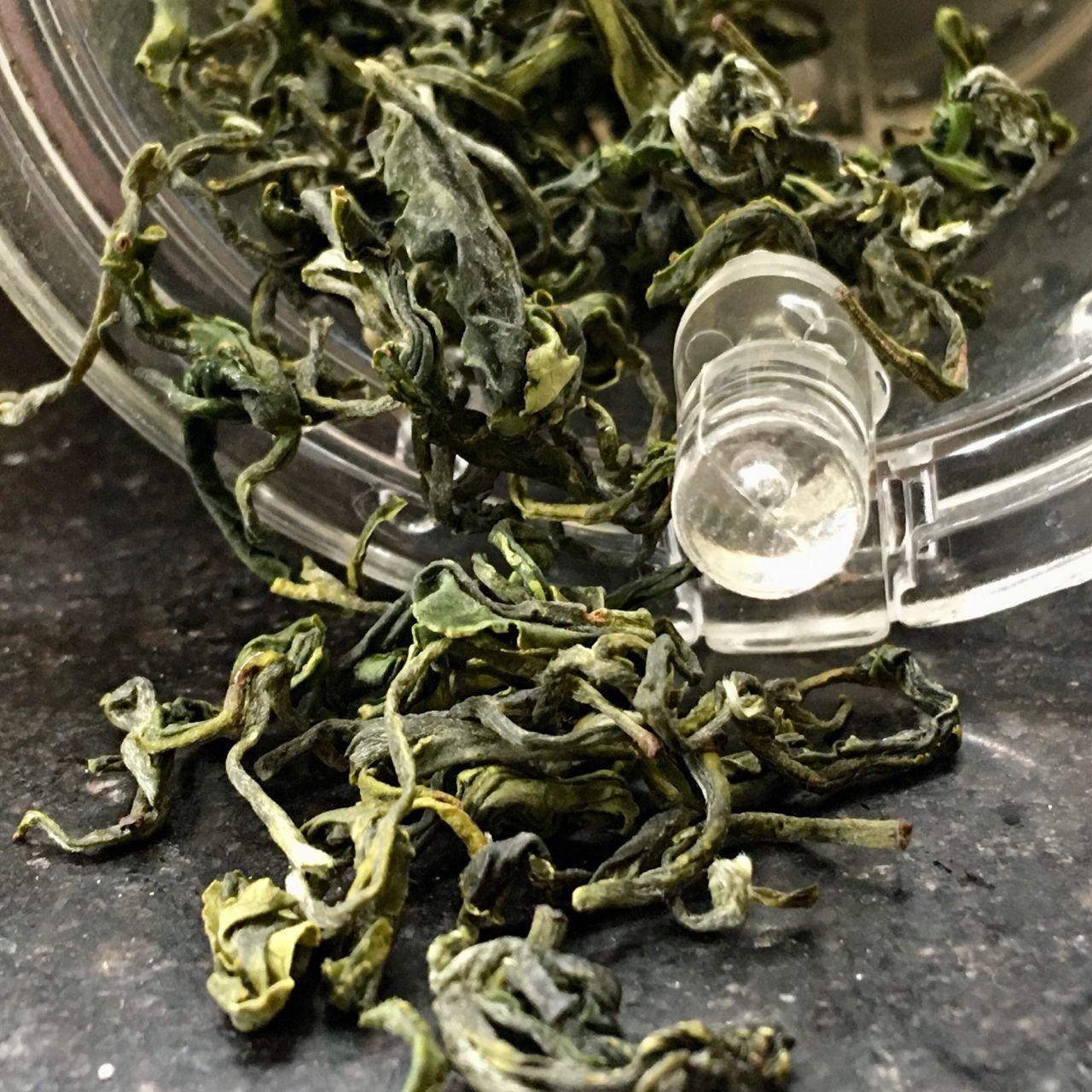Rì Zhào Lǜ Chá, 日照绿茶, Rizhao (Sunshine) Green Tea;