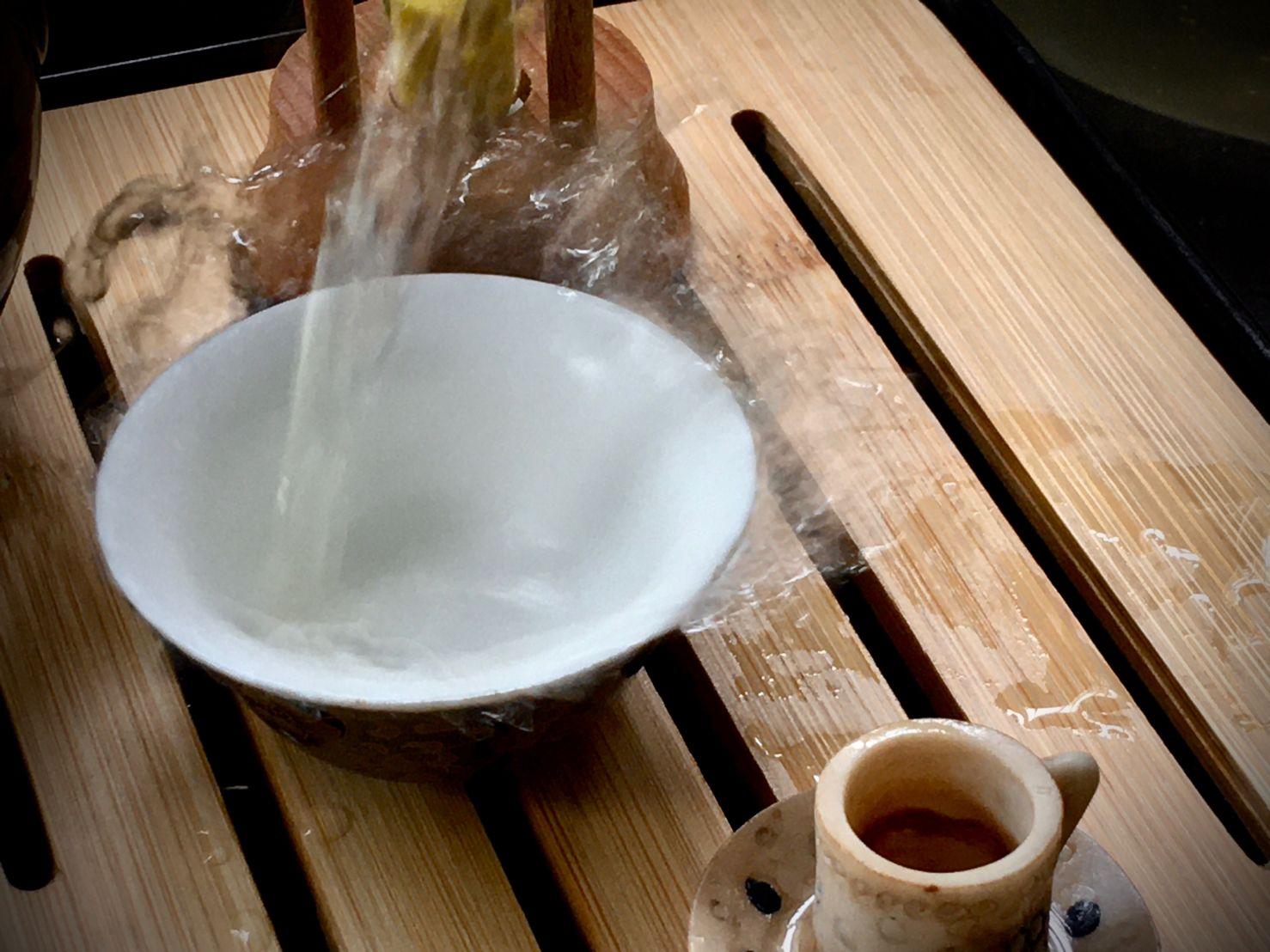 Nán Jīng Yǔ Huā Chá, 南京雨花茶, Nanjing Yuhua Tea, (Rain Flower Green Tea)